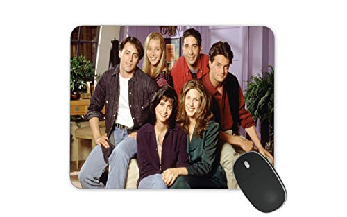 Friends Mouse Pad Office Mouse Pad HD Printed Mouse Pad Large Mouse Pad (Friends)