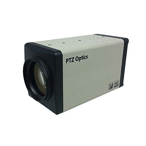 PTZOptics SDI Broadcast Cameras POV Static Box...
