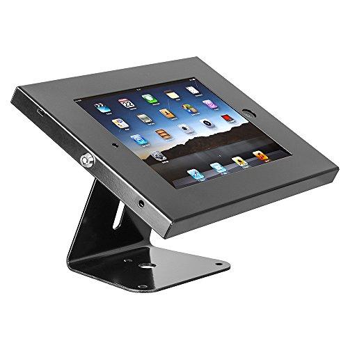 SecurityXtra SecureDock UNO Desk Display for iPad 2,3,4, Air, Air 2 & iPad Pro 9.7 - Black