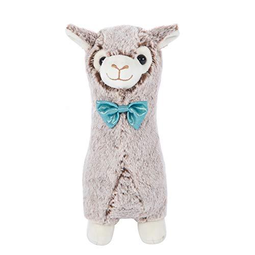 Marfoli 12' Soft Stuffed Animals Plush, Puppy Llama Stuffed Animals Doll Toys, Kids' Plush Pillows Cushion Gift for Graduation Valentine's Day Birthday Xmas Wedding Presents