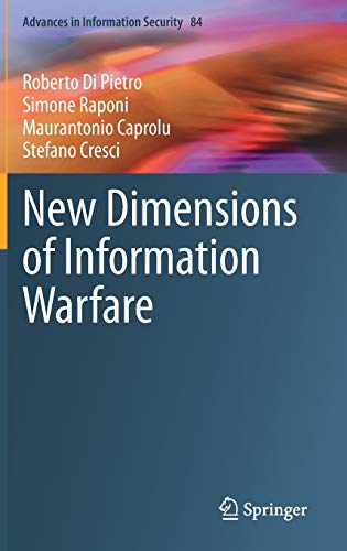 New Dimensions of Information Warfare Front Cover