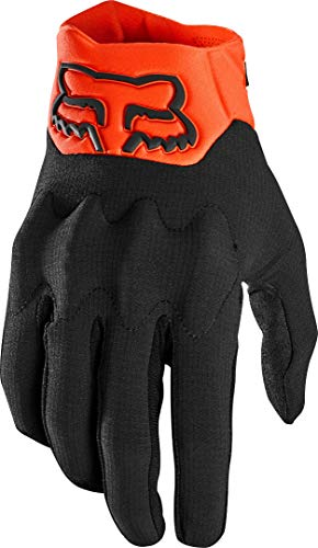 Bomber Lt Glove Black/Orange