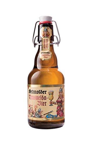 20 Flaschen Detmolder Thusnelda Bier 0,33L inc. 3.00€ MEHRWEG Pfand 4,8% Vol. Thusnelda-Bier