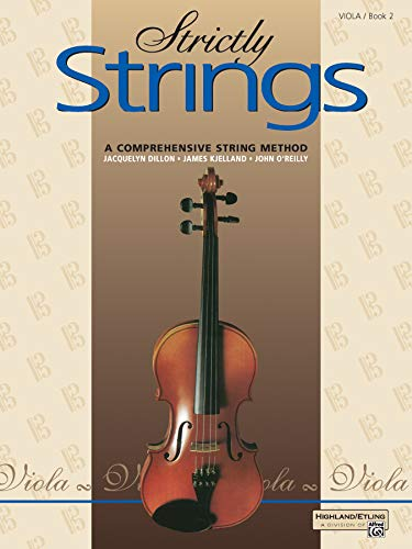 Strictly Strings, Bk 2: Viola