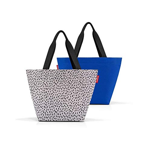 Reisenthel M Mini me Leo Shopper blau/grau 15 L
