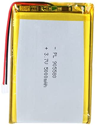 Top 10 Best 3.7v lithium ion battery for drone Reviews