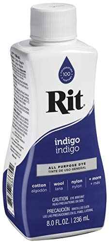 Rit All-Purpose Liquid Dye, Indigo