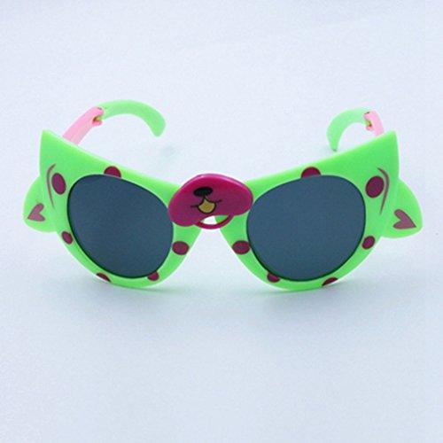 Gafas de sol @Gafas Gafas de sol para niños Gafas Plegables protección...