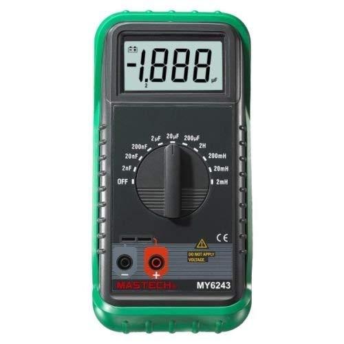 MY6243 Mastech LC Meter Profi Spezialisiertes Kapazität-Induktivität-Messgerät