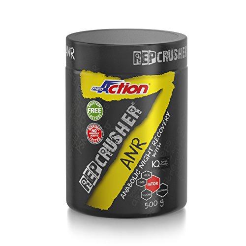 ProAction Rep Crusher ANR Anabolic Night Recovery - Barattolo da 500 g