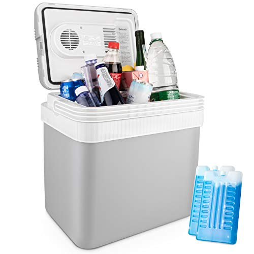 AstroAI Electric Cooler 26 Quarts/ 24 Liter...
