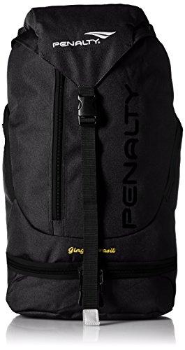 [ペナルティ] リュック バックパック レインカバー内蔵 ポケット多数 リフレクター付き 25L PB4521 ブラック One Size