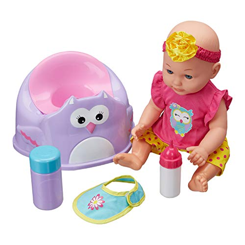 My Sweet Love Baby Doll & Potty