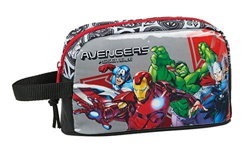 Safta 812079859 Bolso Portameriendas Térmico Avengers, Multicolor