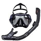 Máscara de esnórquel, gafas de buceo, gafas de natación, equipo de...