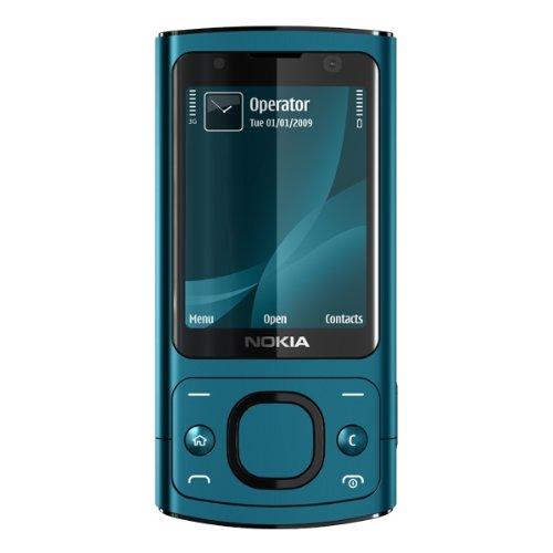 Nokia T-Mobile 6700Slide–Petrol–Teléfono Móvil