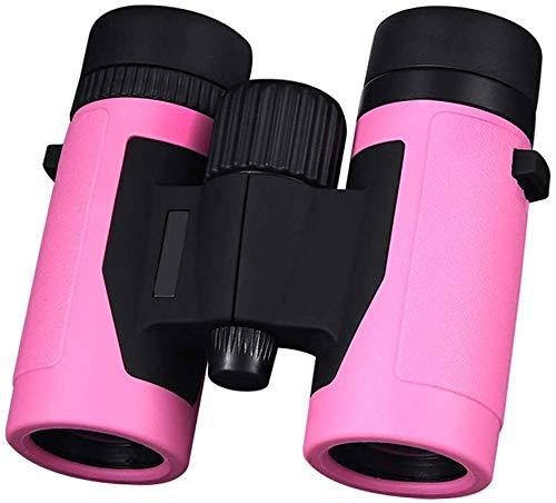 Verrekijker Professionele Vogels Kijken Verrekijker Compact Telescoop Waterdicht En Anti-Mist Telescoop Voor Outdoor Bezienswaardigheden Reizen Jacht Games Verrekijker Voor Volwassenen ( Kleur: Oranje , Maat : 8x32 )