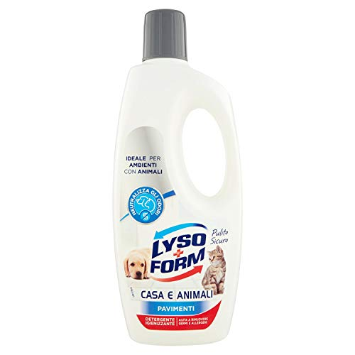 Lysoform Casa Animali Pavimenti - 700 ml