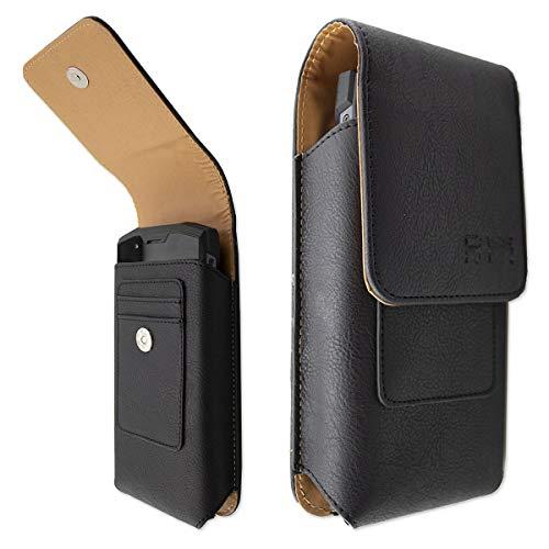 caseroxx Outdoor Tasche für Doogee S90, Tasche (Outdoor Tasche in schwarz)