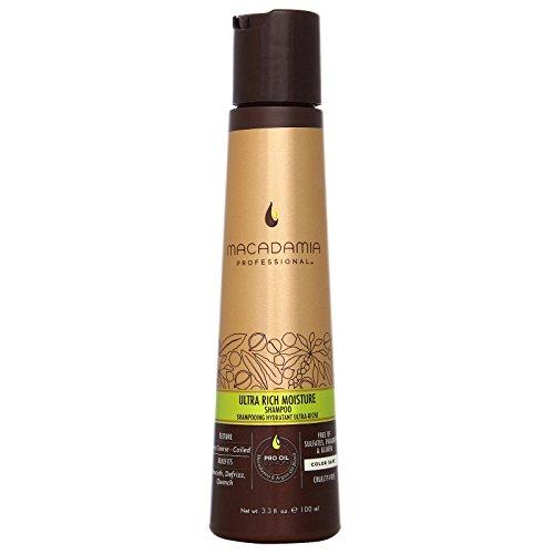 Macadamia Ultra Rich Moisture Champú - 100 ml