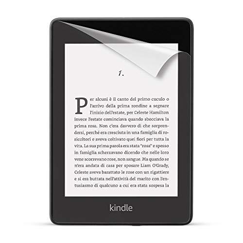 NuPro - Pellicola di protezione schermo per Kindle Paperwhite (10ª generazione - modello 2018), confezione da 2