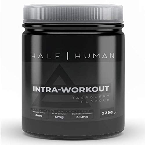 Half Human Vegan Intra-Workout Inc 5g BCAAs + Electrolytes