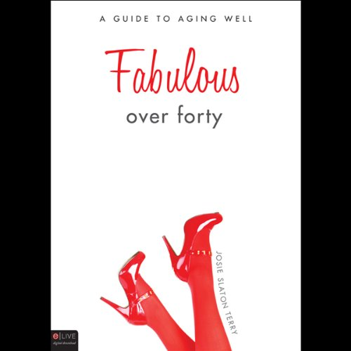 Fabulous over Forty audiobook cover art