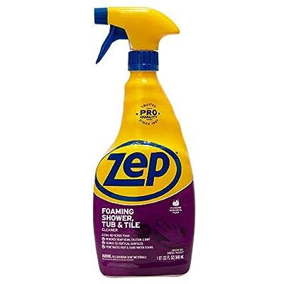 Zep Foaming Shower, Tub and Tile Cleaner ZUPFTT
