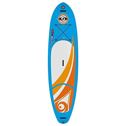 BIC Sport Erwachsene 10'0'' Air SUP Stand Up Paddle Board - Aufblasbar, blau, 305 x 76 cm