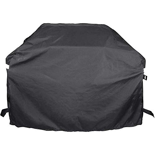 Uniflasy Grill Cover for Dyna-Glo DG576CC Premium Large Charcoal Grill Cover Heavy Duty Waterproof BBQ Cover 60 Inch 60.8in x 28.43in x 51.6in