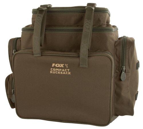 FOX Specialist Compact Rucksack - Angelrucksack zum Karpfenangeln, Angeltasche, Tackletasche, Tacklerucksack, Angeln auf Karpfen