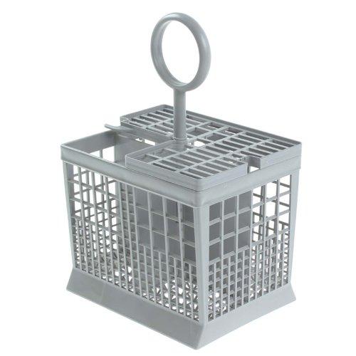 Neff Quadratischer Besteckkorb Geschirrspüler Cube Regal (Grau)