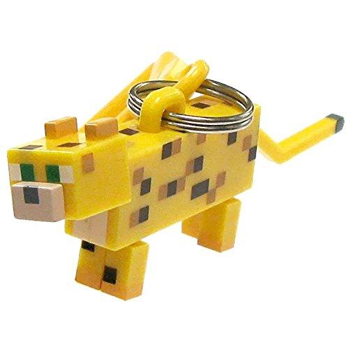 Minecraft – Hanger Series 2 – Sachet Surprise – 1 Porte-Clés Mini-Figurine – Modèle Aléatoire