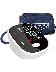 血圧計 上腕式 デジタルLCD 自動手首式 血圧計 3色表示灯 液晶モニタ ポータブル 血圧計 調節可能な 手首ストラップモニター付き ヘルスケア用 血圧測定器 健康ギフト 大画面 血圧モニター 日常 家庭用 使いやすい血圧計 携帯便利