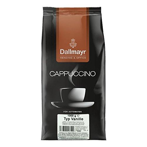 Dallmayr Cappuccino Vanille 10 x 1kg für Automaten