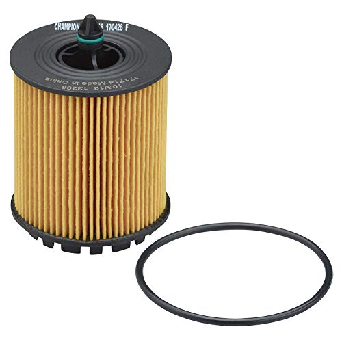 Champion COC9018 Cartridge Oil Filter, 1 Pack
