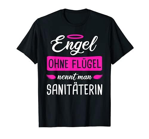 Sanitaria sanitaria regalo de emergencia Camiseta