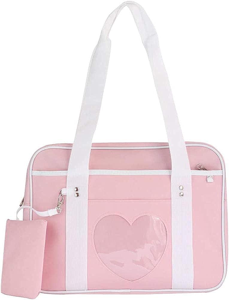 Credence Ita Bag Heart Japanese Cheap sale Kawaii Large Anime Backpack Shoulder