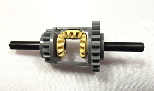LEGO® Technic - Differential Zahnräder (Gear) 24-16 im neuen grau - Komplett-Set