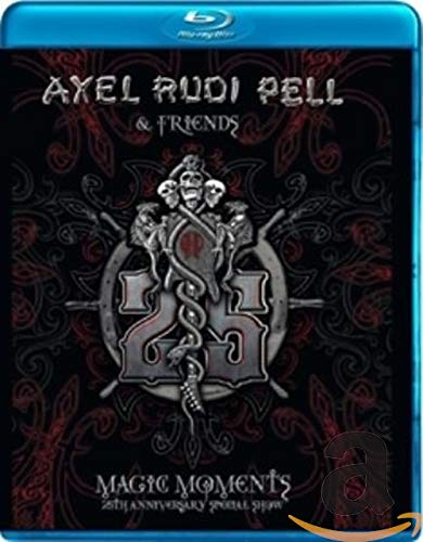 Axel Rudi Pell-Magic Moments-25th Anniversary Special Show [Blu-Ray]