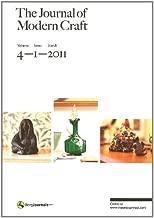 Journal of Modern Craft Volume 4 Issue 1