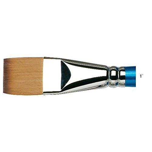 Winsor & Newton Cotman Water Colour Brushes 1 in. one stroke flat 666 by Winsor & Newton