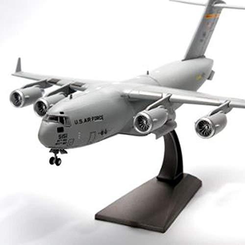 NKJWHB 1/200 Kanada USAF C-17 Globemaster III Taktische Militärische Transportflugzeuge Diecast Metall Flugzeug Modell Für Kinder Spielzeug
