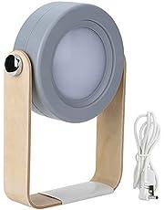 Naast tafellamp Touch Senor draagbare lantaarn met 1200 Ah oplaadbare batterij voor slaapkamer, woonkamer, kantoor, buiten