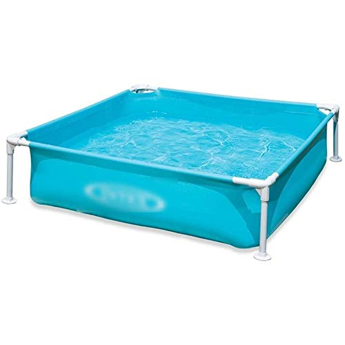 Qazxsw Piscina/Pipa Rectangular Piscina móvil Piscina móvil/Familia Grande Piscina para niños/Piscina de Peces Simple