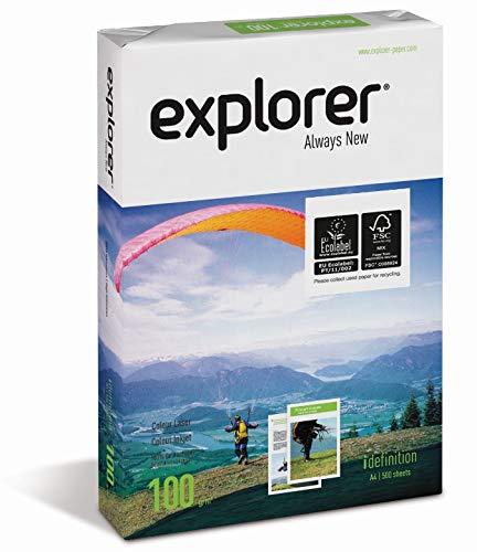 Explorer EXIDEFIN -  Papel,  500 hojas