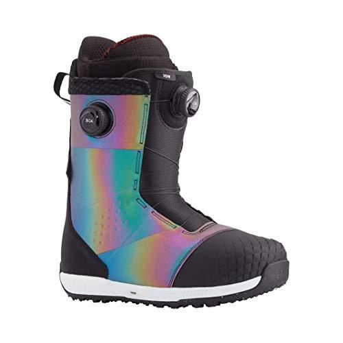 Burton Herren Snowboard Ion Boa Holographic Boots Herren – Größe 40 – Mehrfarbig