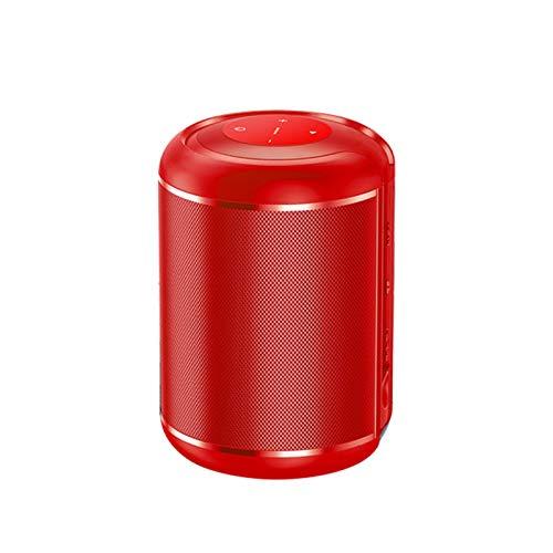 ZXING Potente Altavoz Bluetooth Portátil con Sonido Envolvente Inalámbrico de 360 Grados-Bajo Columna de Sonido Inalámbrico-Altavoz de Subwoofer Al Aire Libre-5 0 Bluetooth