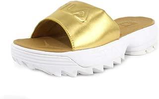 FILA Womens Disruptor Slide Sneaker