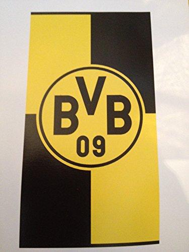 BVB Borussia Dortmund Spottuch Handtuch 110x60cm 100% Baumwolle